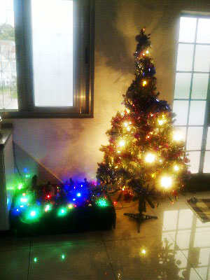 Kurz vor Weihnachten in Ikonda